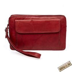 Borseta de mana, rosu inchis, B11568-005